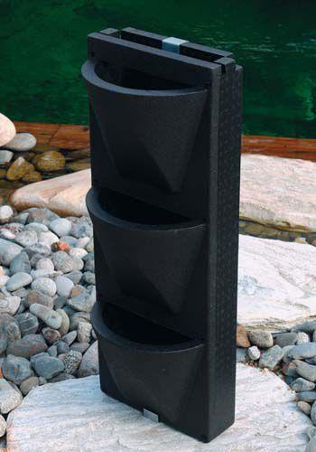 Jard n vertical modular vertiss compact projarprojar for Modulo jardin vertical