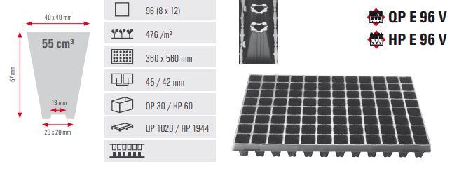 HP E 96 V