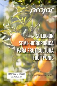 Folleto Frutiponic Projar