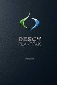catalogo macetas Desch 2018