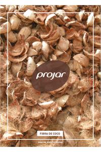 Catálogo fibra de coco Projar