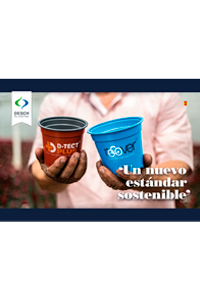Desch Recover & D-tectplus - Macetas sostenibles