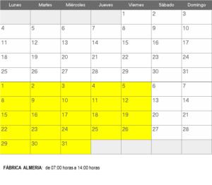 horario-almeria