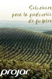 Producción de frutales